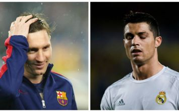 Lionel Messi doesn't like being compared to Cristiano Ronaldo, but we're doing it anyway