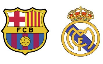 The line-ups for tonight's Clasico have been revealed