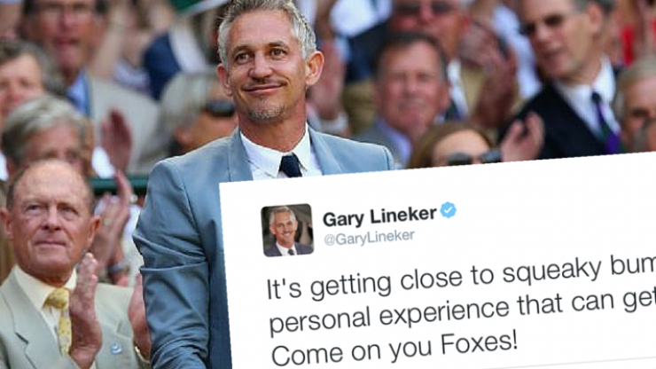 Gary Lineker takes the piss out of his most infamous moment with tweet of the year contender
