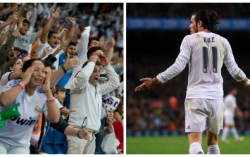 Real Madrid fans cry conspiracy after Gareth Bale's THIRD disallowed Clasico goal