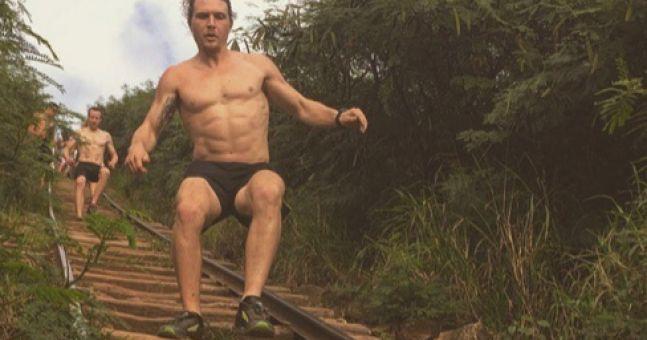How Ninja Warrior champion got shredded on a pure vegan diet