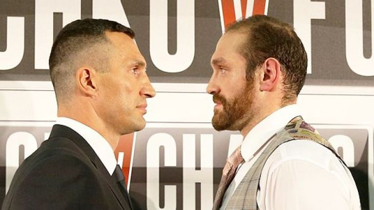 CONFIRMED: The Manchester venue for Tyson Fury vs Wladimir Klitschko fight is announced