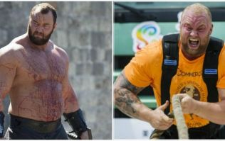 The huge diet that The Mountain from Game Of Thrones eats is actually pretty healthy