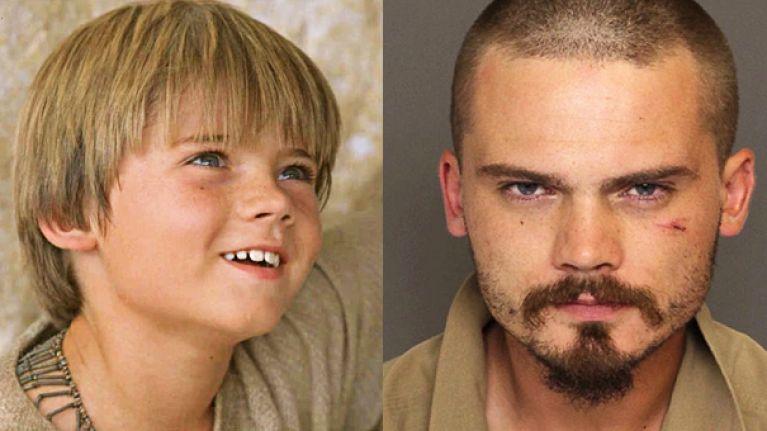new product the best most popular Star Wars' young Anakin Skywalker actor Jake Lloyd diagnosed ...