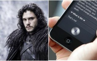 What happens when you ask Siri about Jon Snow from Game Of Thrones