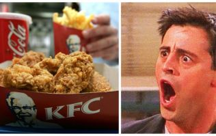 A hangry woman is suing KFC for £16m over a bucket of chicken