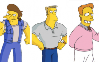 How many of these characters from The Simpsons can you name?