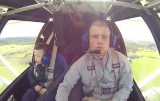 Pilot flies with his 5-year-old brother for the first time (and now we're emotional wrecks)