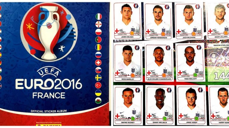 This is how much it will cost to complete the Panini Euro 2016 sticker album aa2c76a2139eb