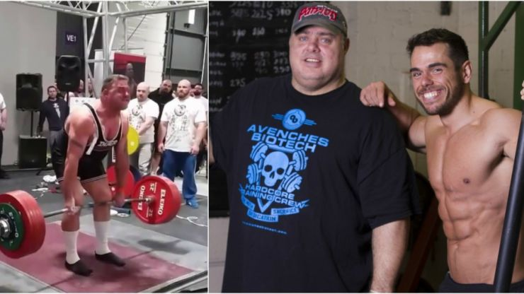 How powerlifting legend Andy Bolton lost 7 stone without a 'traditional diet' to save his life