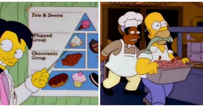 This website has recipes for some of The Simpsons' most iconic dishes