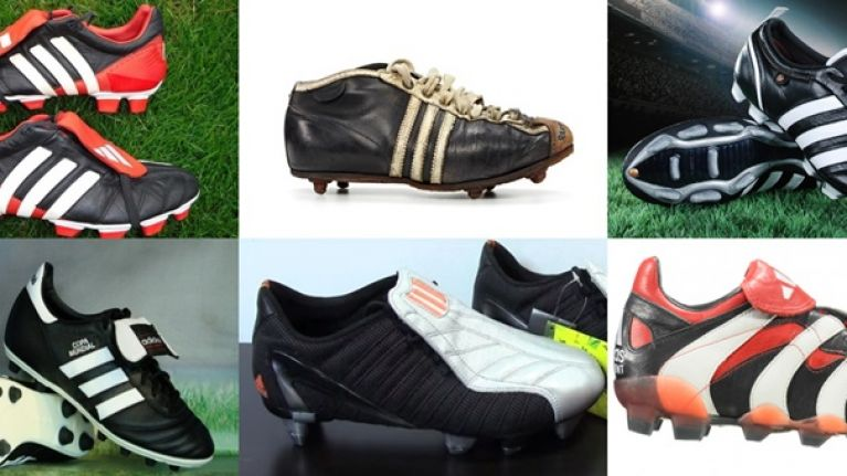 8776bae6296 Power ranking the best Adidas football boots of all time | JOE.co.uk