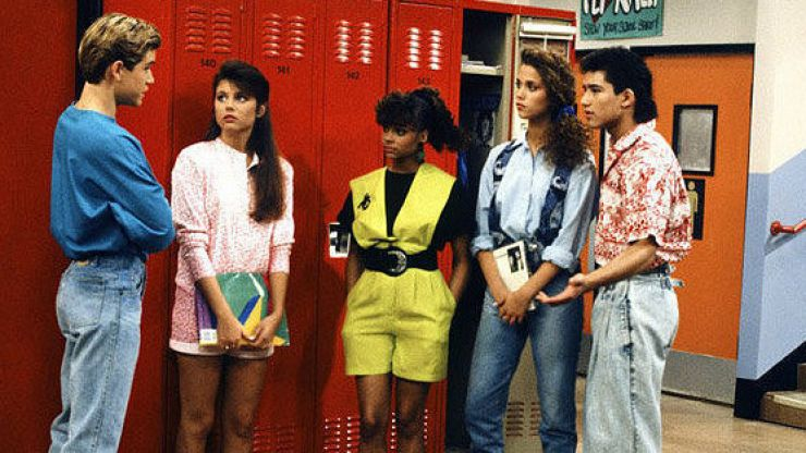 A 'Saved By The Bell' reboot could be on the way