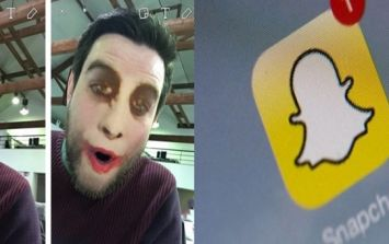 You'll be spending a lot more time using Snapchat's face-swap function after the latest update