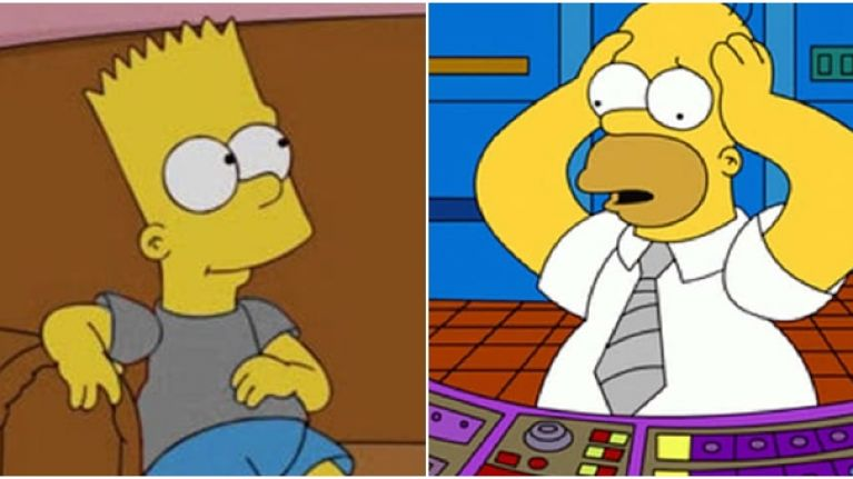 How well do you actually remember colours in The Simpsons?