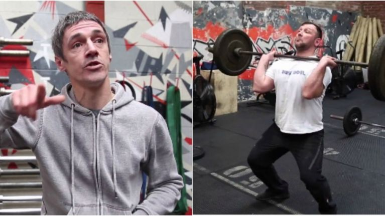 How this CrossFit training plan is turning former addicts into fitness machines