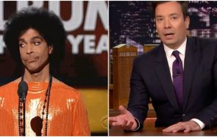 Jimmy Fallon's story about a ping-pong game with Prince is majestic