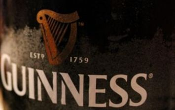 Feast your eyes on the new Guinness logo