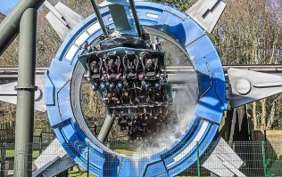 """People were """"stuck upside down for 30 minutes"""" on stalled VR Alton Towers ride"""