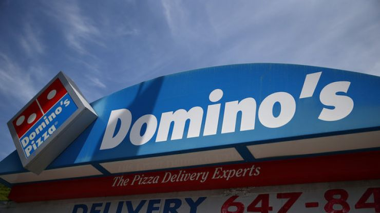 This guy's love of Domino's pizza ended up saving his life