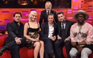 Jennifer Lawrence heads up a stellar line-up on tonight's 'The Graham Norton Show'