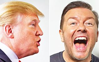 """Ricky Gervais: """"Donald Trump is better than David Brent"""""""
