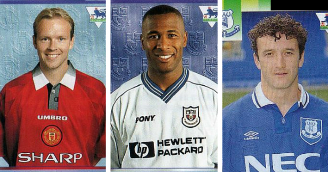 How many of these '90s footballers can you name?
