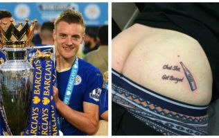 We spoke to the man who got 'chat sh*t, get banged' tattooed on his arse cheek