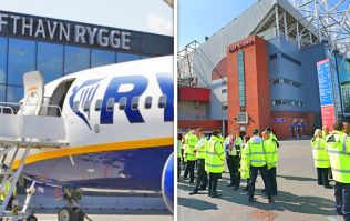 Ryanair flight from Norway to Manchester evacuated due to bomb alert