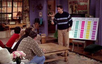 How well would you do in Ross's apartment quiz from 'Friends'?