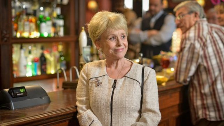 People got emotional about Peggy Mitchell's death in last night's EastEnders