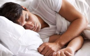 This is why your body suddenly jerks when you're falling asleep