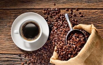 You've been drinking coffee at the wrong time of the day