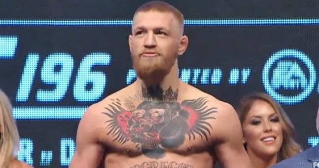 Conor McGregor poses nude for cover of ESPNs Body Issue