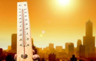 """Forecasters predict a """"flaming hot June"""", but don't say it too loud in case you scare it away"""