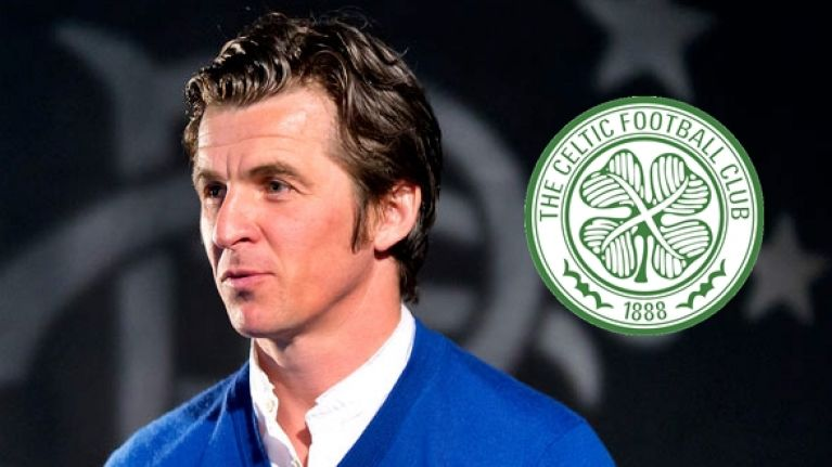 Rangers New Boy Joey Barton Didnt Flinch When He Was Asked About That Celtic