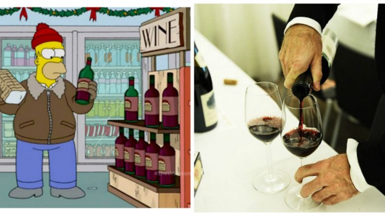 An expert's guide to buying wine at the supermarket