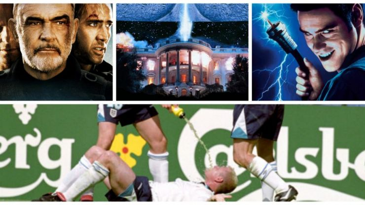 How much do you remember about movies released during the Euro 96 summer?