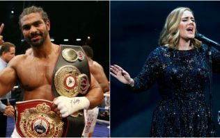 Here's the unusual fat-shredding diet David Haye and Adele swear by