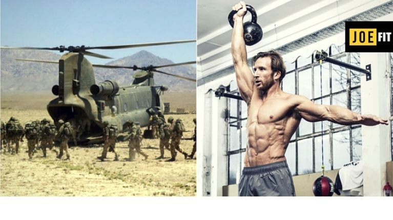 How Royal Marines training can get you fit, strong and