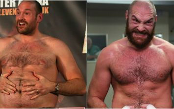 Tyson Fury has made a big diet change to get lean for the Wladimir Klitschko rematch