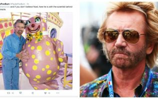People are really taking the piss out of Noel Edmonds over his tweets about cancer