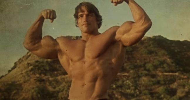 What Arnold Schwarzenegger's classic bodybuilding diet looked like