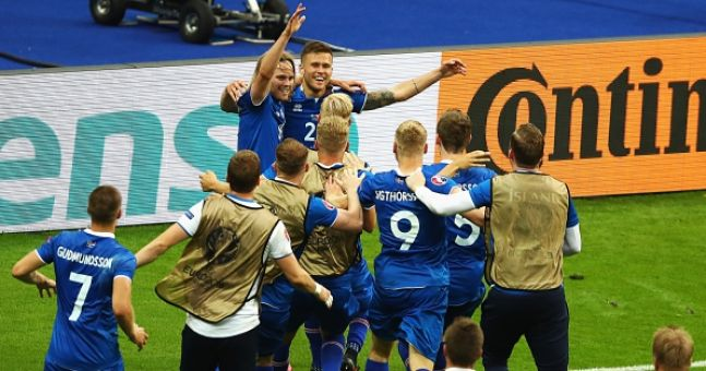 The Icelandic commentary for their winning goal against Austria is the greatest thing you'll ever hear