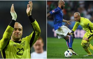 Darren Randolph records possibly the most ridiculous stat of Euro 2016