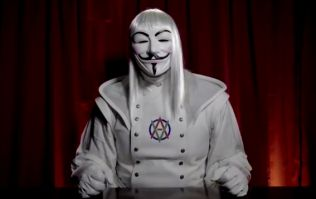 Anonymous has created a new party to try and bring down the political system