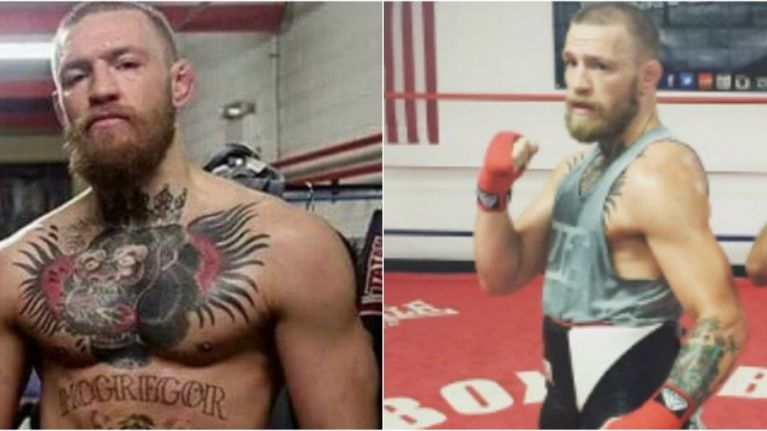 Conor McGregor's nutritionist says this is the biggest diet mistake people make after a workout