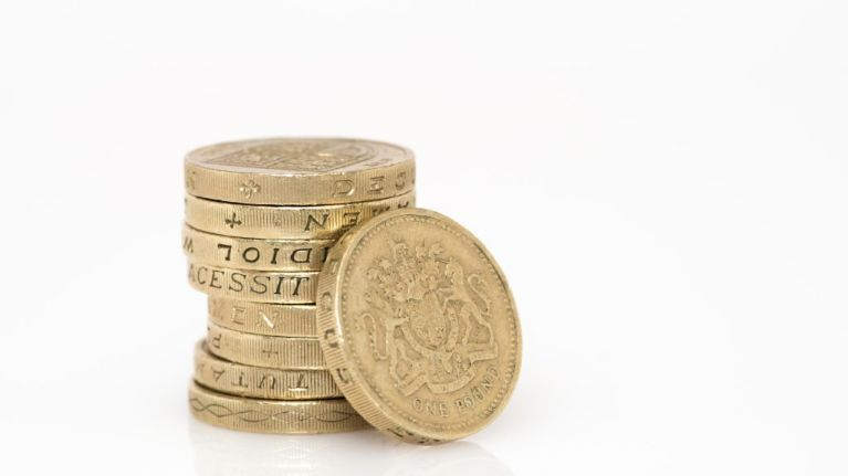 The classic £1 coin isn't going to look like this any more