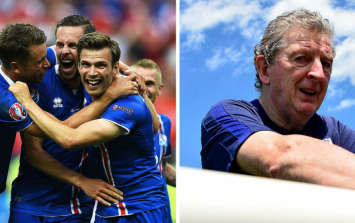 English people want Iceland to beat them in the Euros because of the referendum