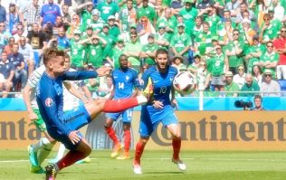"""Antoine Griezmann claims France were """"going to look like a***holes"""" if they lost to Ireland"""